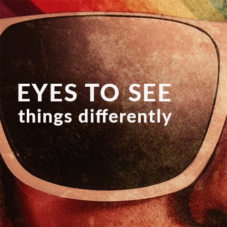 Eyes to See Things Differently logo